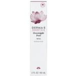 Derma E Overnight chemical peel