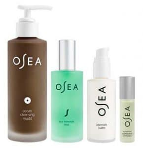 OSEA skincare for blemish prone kin